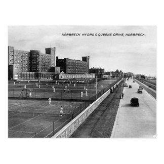 Blackpool, Norbreck Hydro Postcard