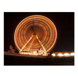 Blackpool Pier Postcard