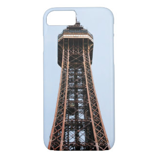 Blackpool Tower souvenir photo iPhone 8/7 Case