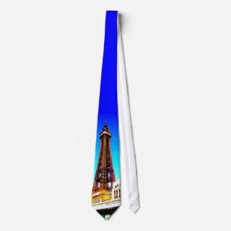 Blackpool Tower Tie
