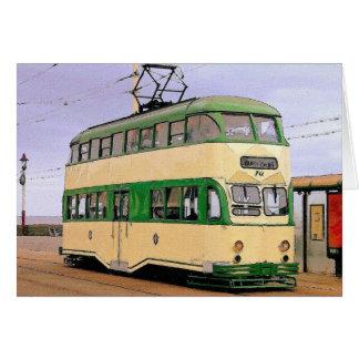 Blackpool Tram Card
