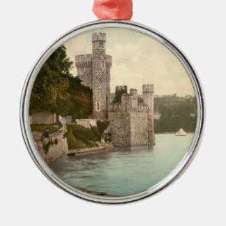 Blackrock Castle Cork Ireland Metal Ornament