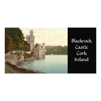 Blackrock Castle Cork Personalised Photo Card