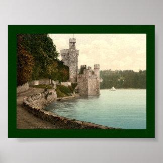 Blackrock Castle County Cork Poster