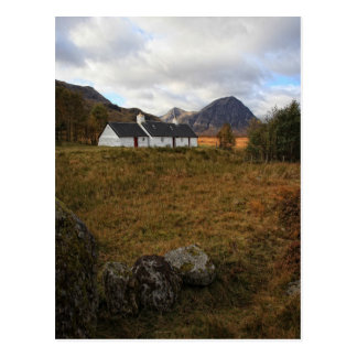 Blackrock Cottage, Glencoe, Scotland Postcard