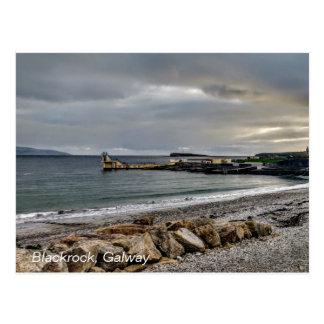 Blackrock, Galway, Ireland Postcard
