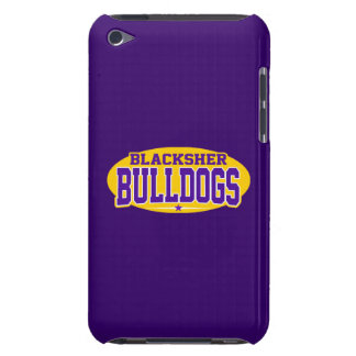 Blacksher High School; Bulldogs Barely There iPod Covers