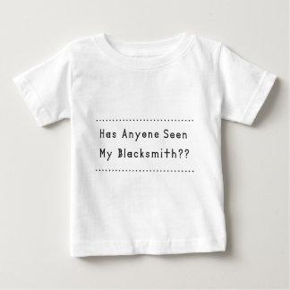 Blacksmith Baby T-Shirt