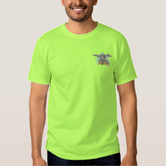 Blacksmith Tools Embroidered T-Shirt