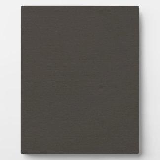 BlackSolidPaper BLACK SOLID COLOR BACKGROUND WALLP Photo Plaque