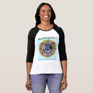 BLACKSOUL1+Physical Person T-Shirt