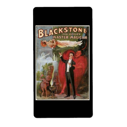Blackstone, The World's Master Magician, 1934