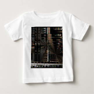 BlackTechnology Circuit Board Electronic Computer. Baby T-Shirt