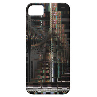 BlackTechnology Circuit Board Electronic Computer. iPhone 5 Cover
