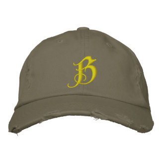 Blackthorn Softball Embroidered Hat