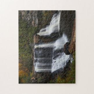 Blackwater Falls Jigsaw Puzzle