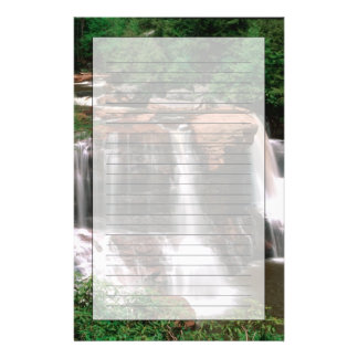 Blackwater Falls, West Virginia, scenic, Stationery Paper