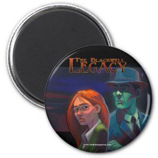 Blackwell Legacy fridge magnet