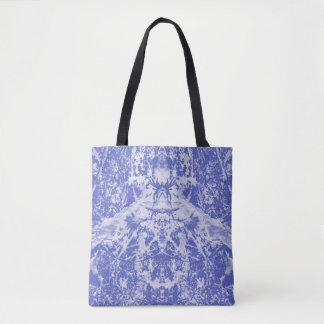 BlackWing© purple Tote/Shoulder Bag: choose size Tote Bag
