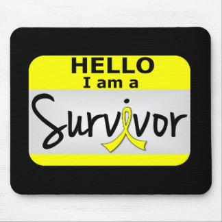 Bladder Cancer Survivor 24.png Mouse Pad