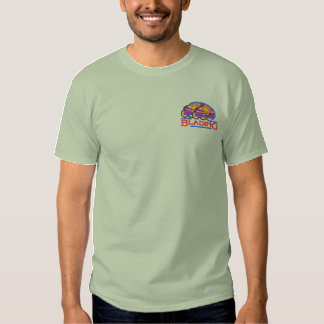 Blading Embroidered T-Shirt