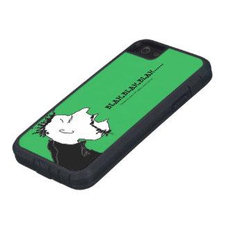 blah,blah,blah...... iPhone 5 cover