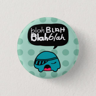 Blah Blah Button By BashCany