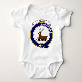 Blair Clan Badge Baby Bodysuit