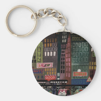 Blair Littlehouse Key Ring