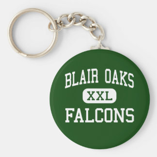 Blair Oaks - Falcons - High - Jefferson City Key Ring