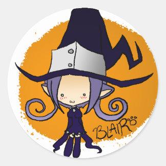 Blair- Soul Eater- Small Sticker