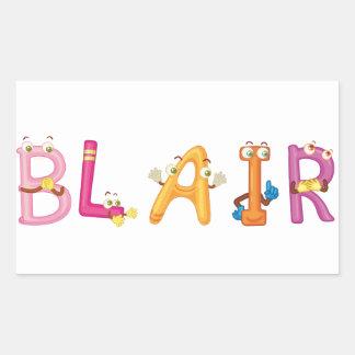 Blair Sticker