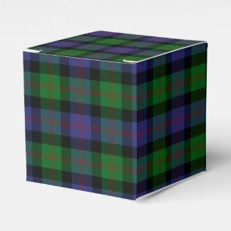 Blair Tartan Favour Box