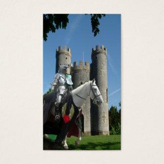 Blaise castle's Knight Business Card
