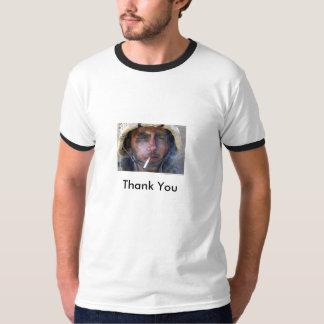 Blake Miller USMC Thank You T-Shirt