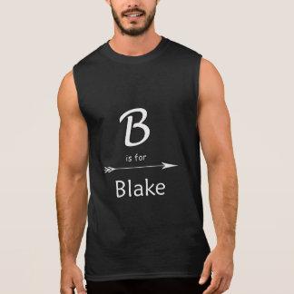 Blake tanktop name sleeveless shirt