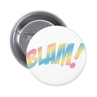 Blam Pinback Button