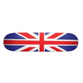 Blam British Flag Skateboard