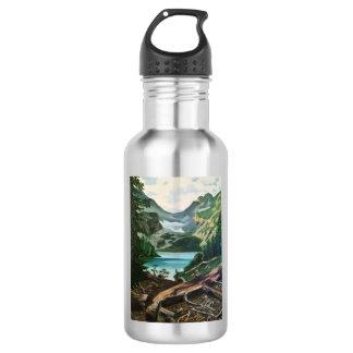 """Blanca"" Stainless Steel Water Bottle"