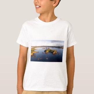 Bland Bay idyllic coast New Zealand T-Shirt