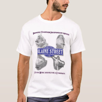 Blane Street Records T-Shirt