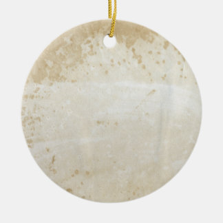 Blank Antique Stained 1800's Paper Ornament