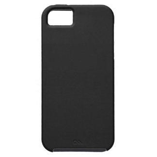 Blank Blackboard Tough iPhone 5 Case