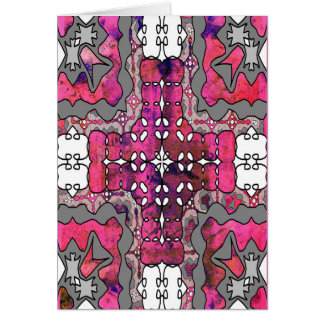 Blank Card Graphic Design by Nicola Berresford