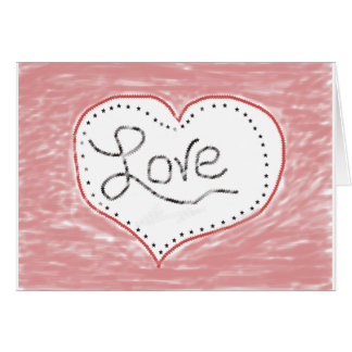 Blank Cards - Faded Love  Little Love Notes