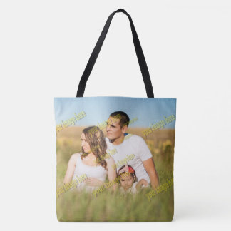 Blank Create Your Own Family Portrait 2 Tote Bag