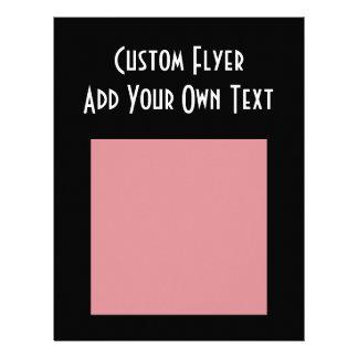 ♥ Blank - Create Your Own Gift Custom Flyer