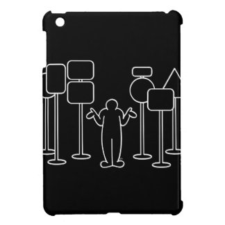 Blank Features™ What's Your Sign? Case For The iPad Mini