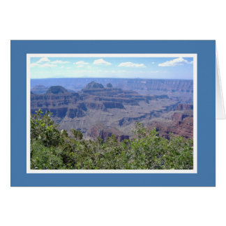 Blank - Grand Canyon North Rim Card