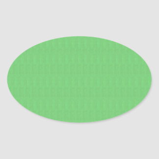 Blank Green Texture Template DIY add text image Oval Sticker